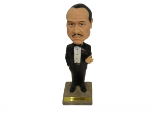 resina bobble head dio padre